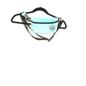 Victoria's Secret teal colored fanny pack